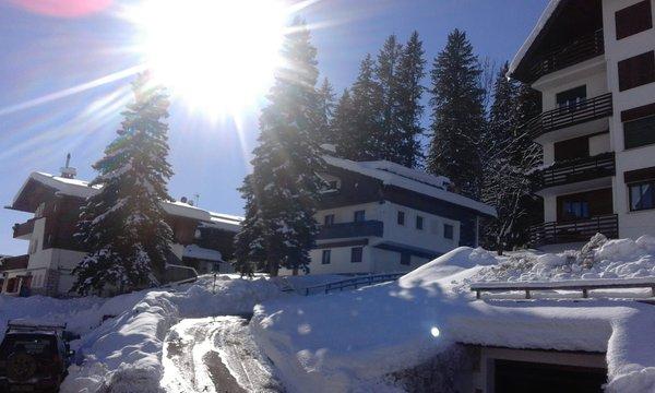 Winter Präsentationsbild Dandrea - Ferienwohnung