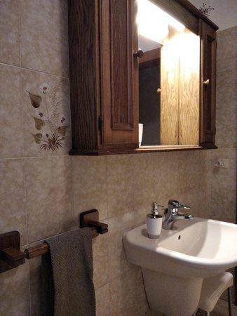 Foto del bagno Appartamento Dandrea Renato