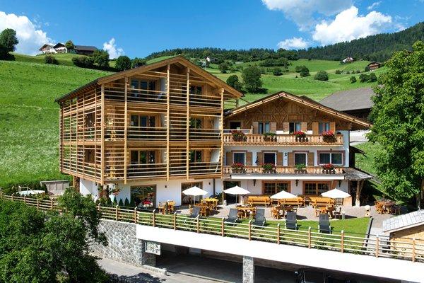 Foto estiva di presentazione Arvina - Hotel 4 stelle