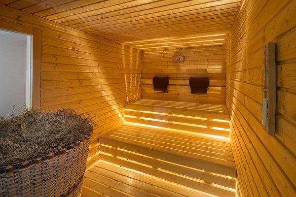 Foto der Sauna Seis am Schlern