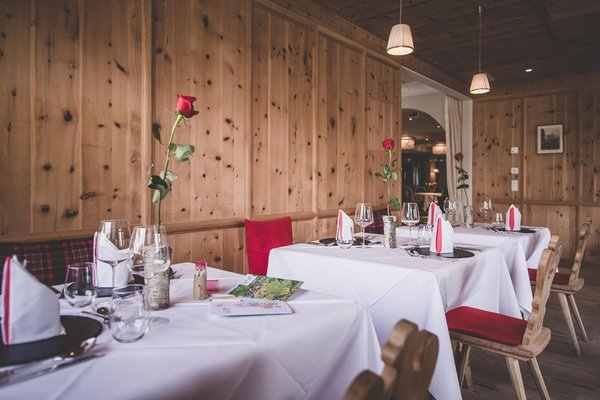 Il ristorante Valdaora di Mezzo (Valdaora) Famelí