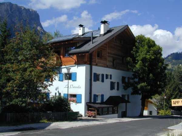 Sommer Präsentationsbild Ferienwohnungen La Parvela