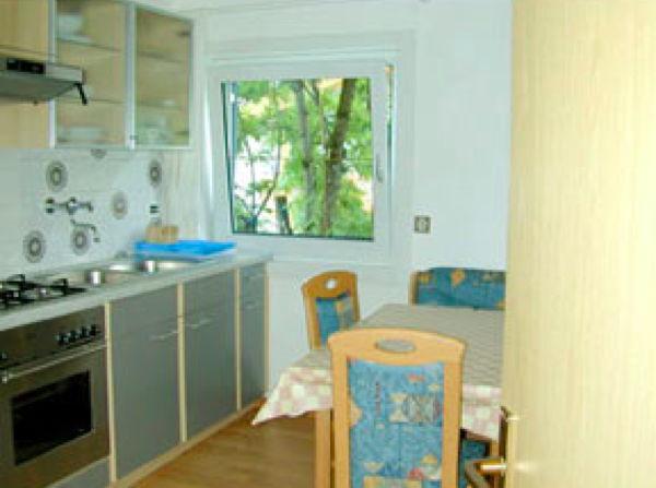 Foto der Küche La Parvela