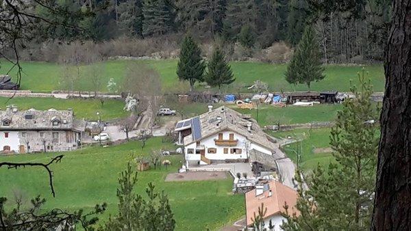 Lage Ferienwohnung Aguai Carano (Val di Fiemme)
