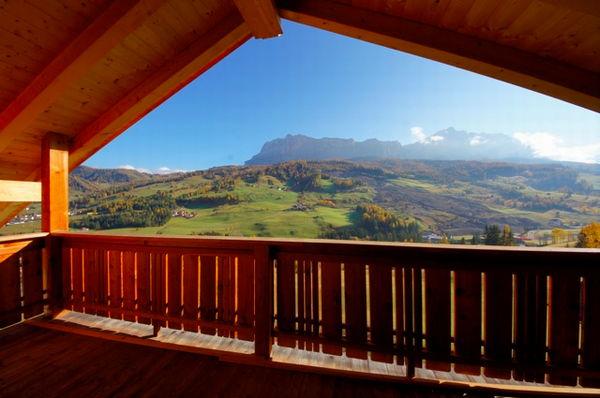 Foto vom Balkon Paracia