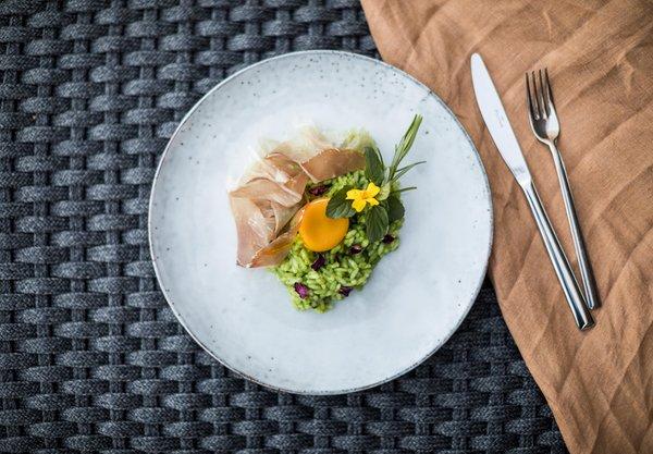 Ricette e proposte gourmet Purmontes Private Luxury Chalet