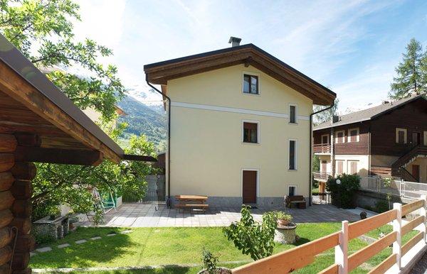 Foto estiva di presentazione Appartamento Casa Reit