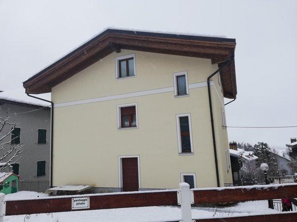 Foto invernale di presentazione Appartamento Casa Reit