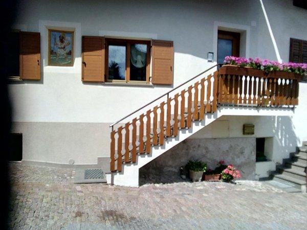Photo exteriors in summer Delvai Cesarina