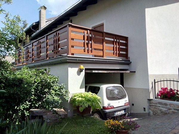 Photo exteriors Apartments Delvai Cesarina