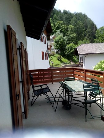 Photo of the balcony Delvai Cesarina