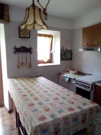 Photo of the kitchen Delvai Cesarina