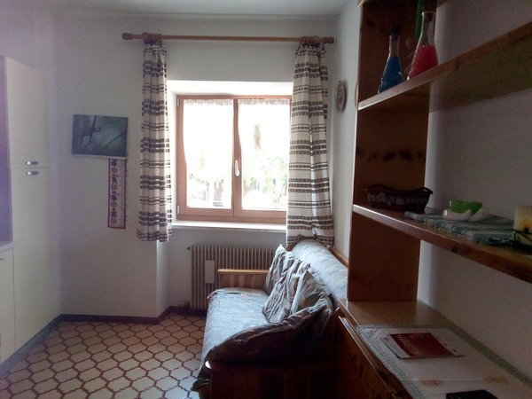 La zona giorno Appartamenti Delvai Cesarina