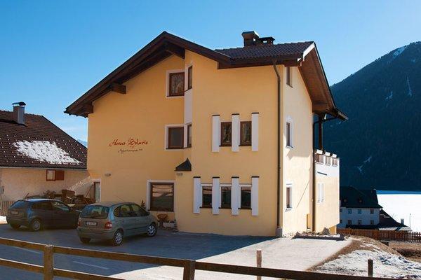 Foto invernale di presentazione Haus Solaris - Appartamenti 3 soli