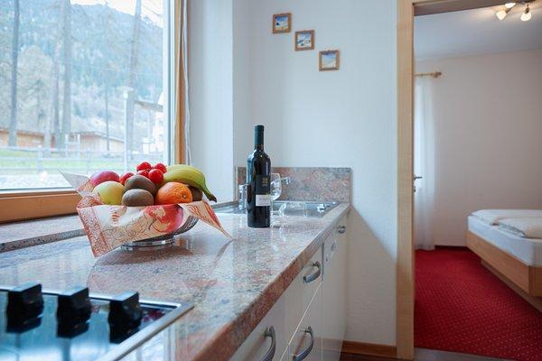 Foto della cucina Haus Solaris