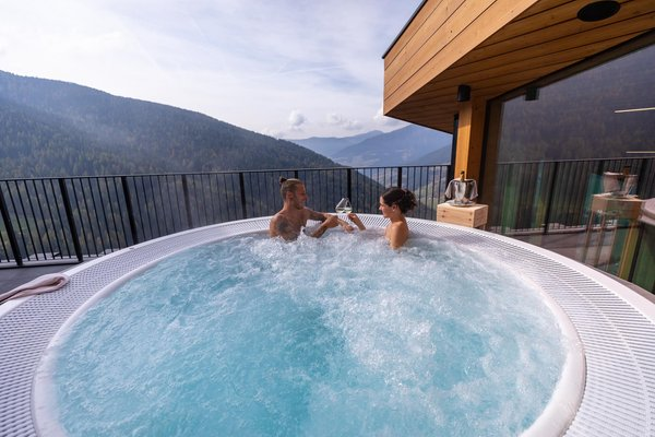 Foto vom Wellness-Bereich Hotel The Panoramic Lodge