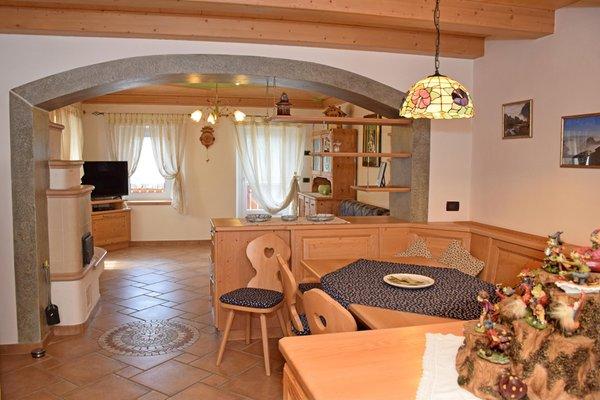 Der Wohnraum Ferienwohnung La Suite