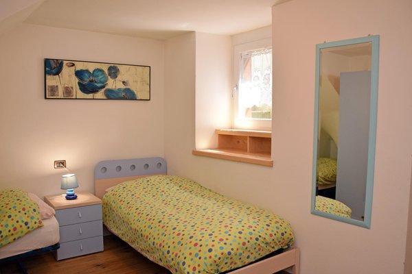 Foto vom Zimmer Ferienwohnung La Suite