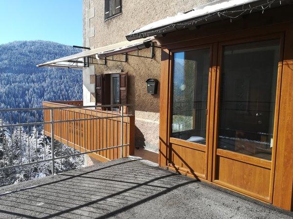Winter Präsentationsbild Ferienwohnung La Suite