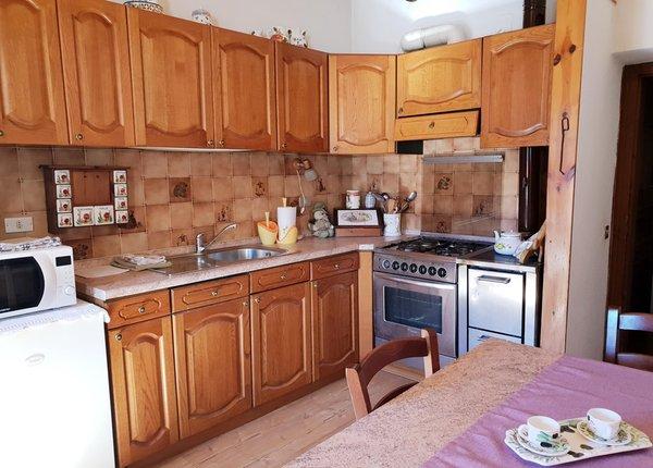 Photo of the kitchen Civico 10