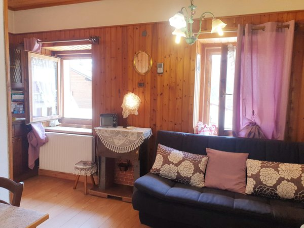 The living area Apartment Civico 10