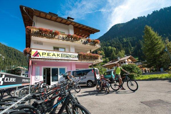 Presentation Photo Bike rental Peak Sport Adventure