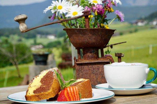 La colazione Agriturismo Unterkalkadoi