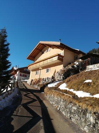 Foto invernale di presentazione Ciasa Taboca - Appartamento