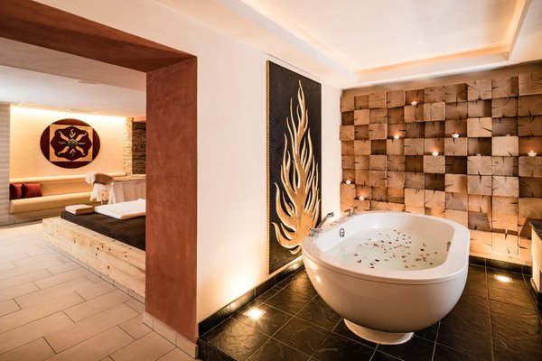Photo of the wellness area Hotel Almhof Call - Belvita & Wellness
