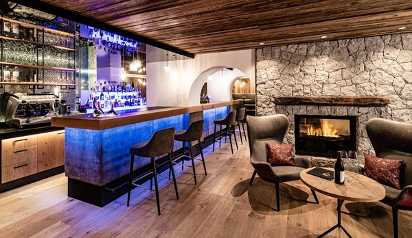 Foto del bar Hotel Almhof Call - Belvita & Wellness