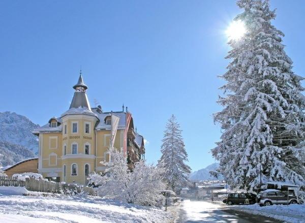 Foto esterno in inverno Monte Sella