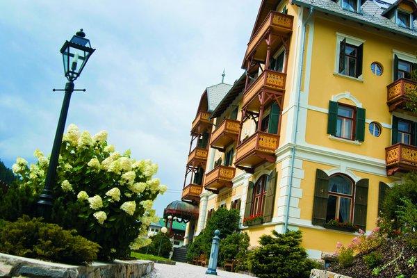 Foto estiva di presentazione Hotel Monte Sella