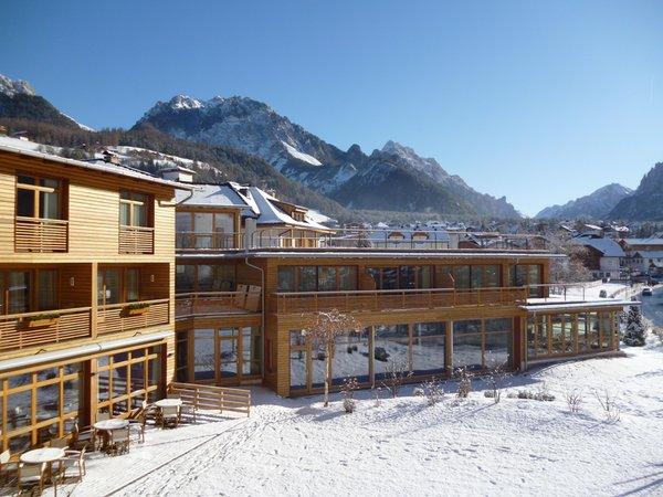 Foto Außenansicht im Winter Monte Sella