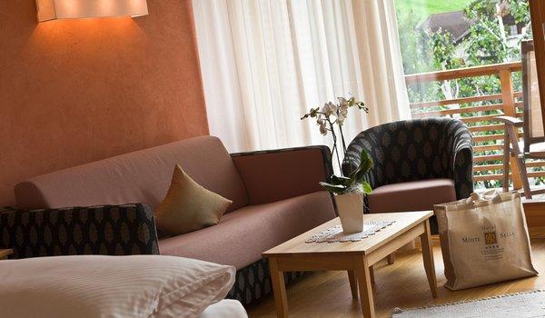 Die Gemeinschaftsräume Hotel Monte Sella