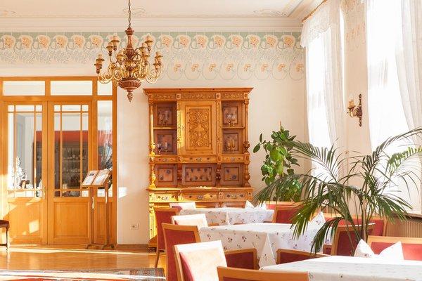 Das Restaurant St. Vigil Monte Sella