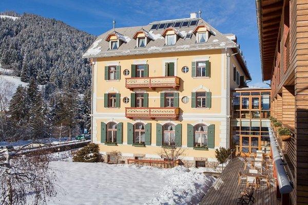 Foto invernale di presentazione Hotel Monte Sella