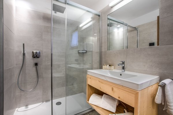 Photo of the bathroom Apartments Sass Blanch