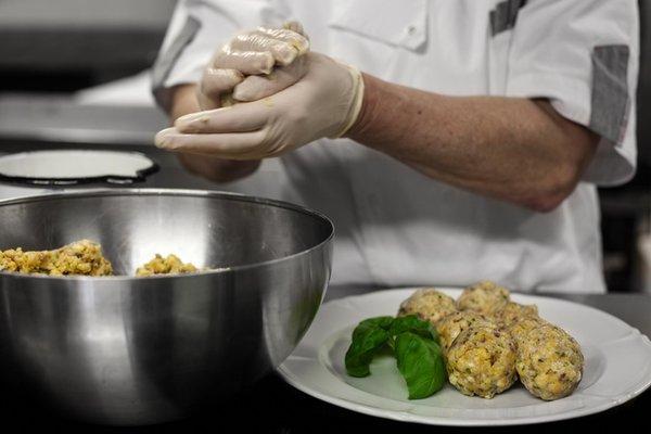 Ricette e proposte gourmet Aqua Bad Cortina & mineral baths