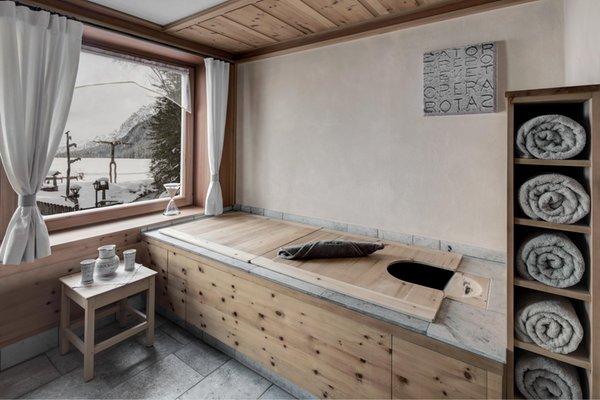 Foto del wellness Hotel Aqua Bad Cortina & mineral baths