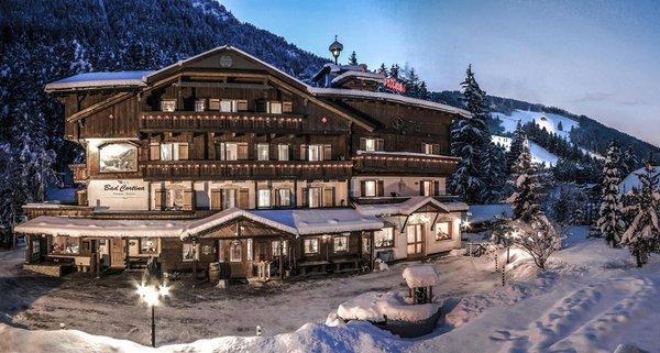 Winter Präsentationsbild Aqua Bad Cortina - hotel & thermal baths
