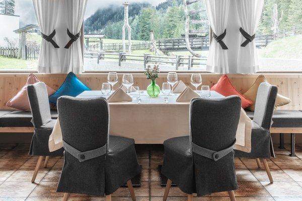 Il ristorante San Vigilio Aqua Bad Cortina - BIOhotel & thermal baths
