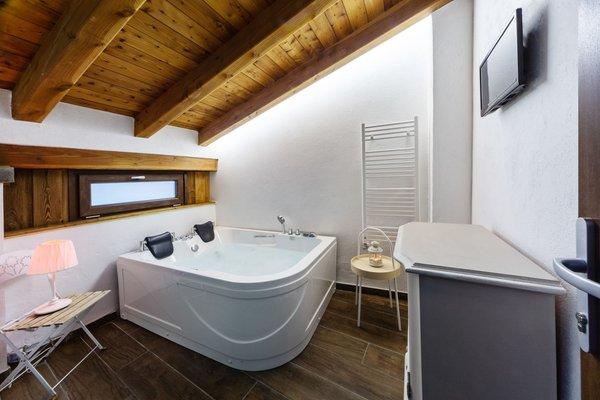 Foto vom Bad Ferienwohnung Casa Relax Nus