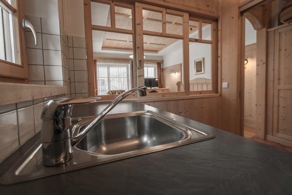 Foto della cucina Mareo Dolomites