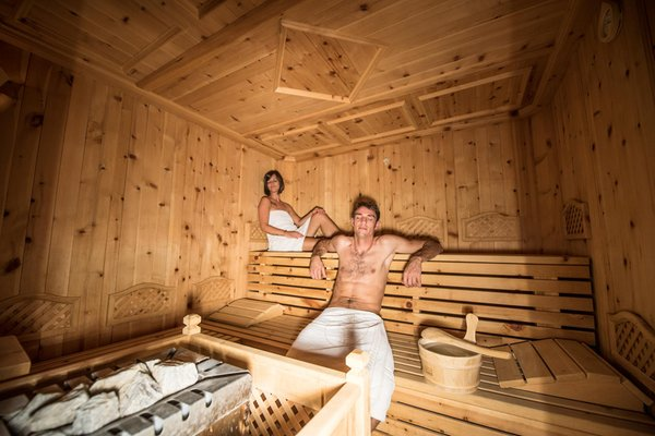 Foto della sauna San Vigilio