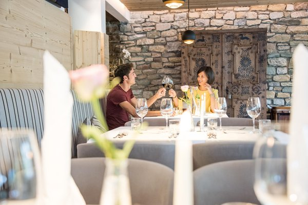 Il ristorante San Vigilio Condor