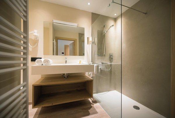 Foto del bagno Hotel Condor