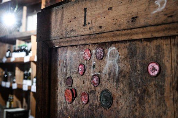 Wine cellar San Vigilio / St. Vigil Corona - La Magia dei Cristalli