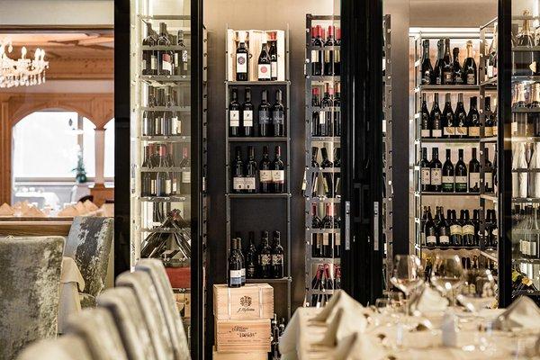 Il ristorante San Vigilio Bella Vista Hotel Emma