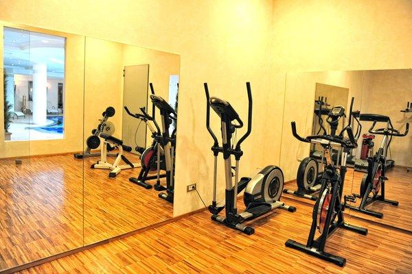 Foto della zona fitness Hotel Teresa