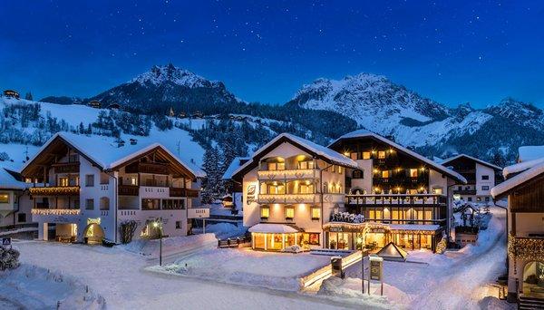 Foto invernale di presentazione Hotel Teresa